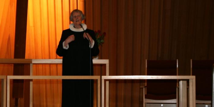 Hvað þýðir: Sæl eru fátæk í anda. Prédikun 12. september 2010